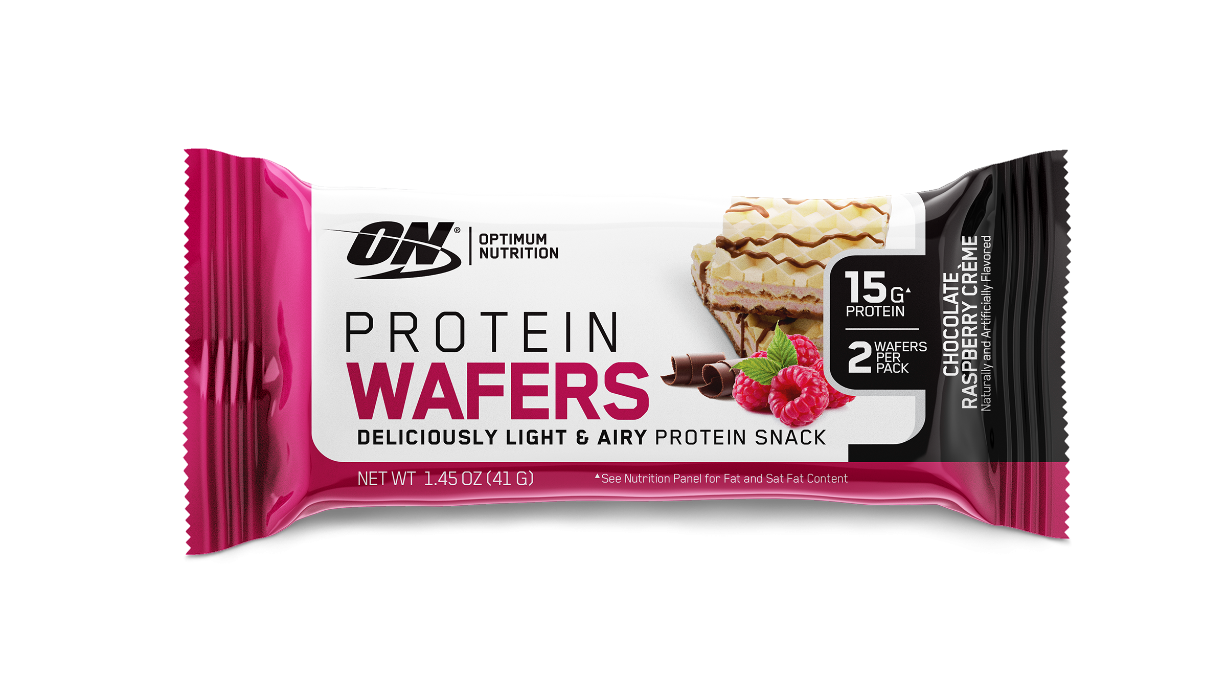 Protein Wafers (Unidade-41g) Optimum Nutrition - 50% OFF