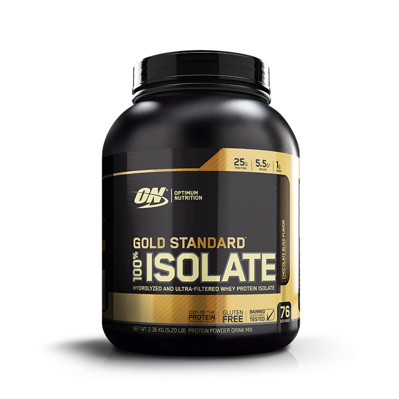 100% Whey Gold Isolate (5.02lb/2028g) Optimum Nutrition