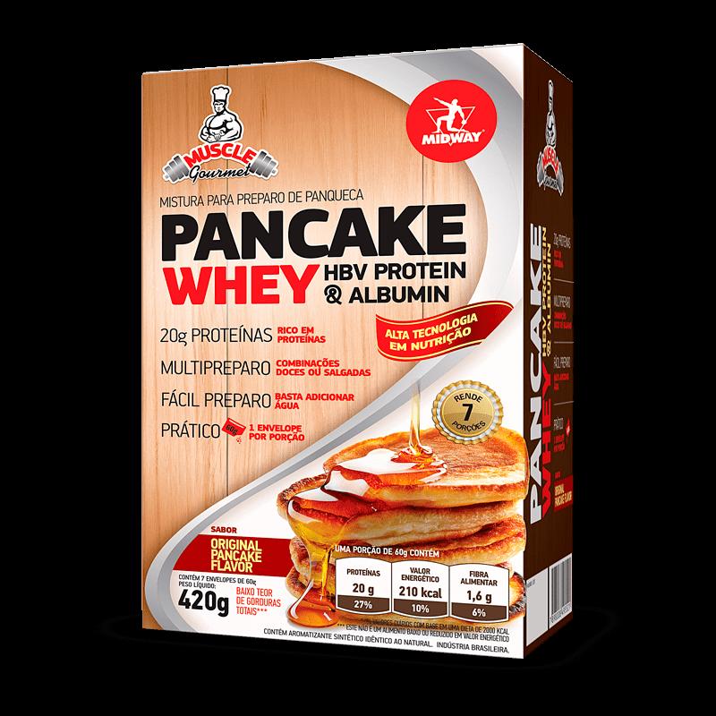 Pancake Protein (420g) Midway