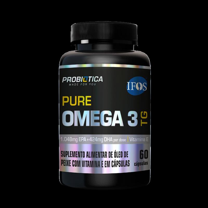 Pure Omega 3 TG (60caps) Probiótica