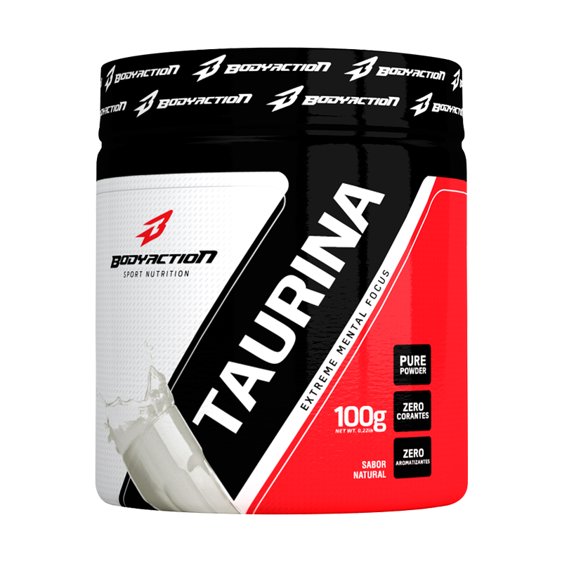 Taurina (100g) BodyAction
