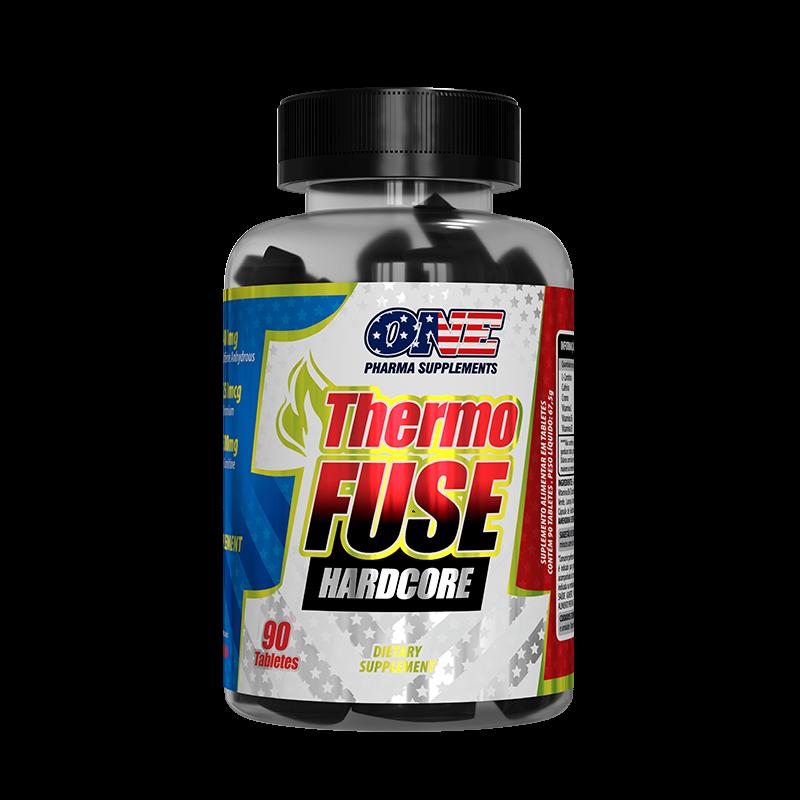 Thermo Fuse Hardcore (90tabs) One Pharma