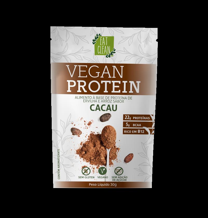 Vegan Protein Cacau (Unidade-30g) Eat Clean