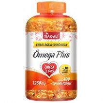Ômega Plus 1250 mg (210Caps) Tiaraju