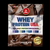 Whey Protein USA 100% (Sachês-30g) Midway USA