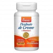Picolinato de Cromo + Vit E (60caps) Tiaraju