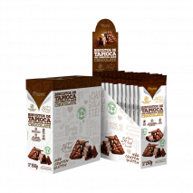 Biscoito de Tapioca Com Chocolate (10unid-15g) Fhom