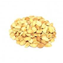Amendoim sem Pele com Alho Granel (200g) Biopoint