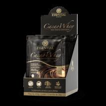 Cacao Whey (15 sachês de 30g) Essential Nutrition