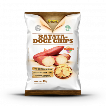 Chips de Batata Doce (45g) Fhom