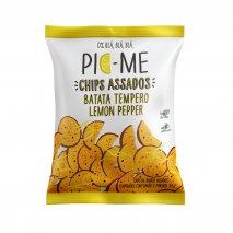 Chips Assado (34g) Pic me-Lemon Pepper