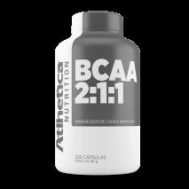 BCAA 2:1:1 (200caps) Atlhetica Nutrition