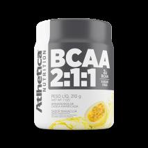 BCAA 2:1:1 (210g) Atlhetica Nutrition-Maracuja