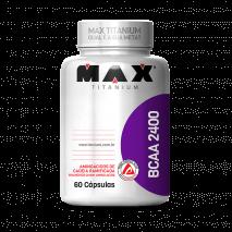 BCAA 2400 (60caps) Max Titanium