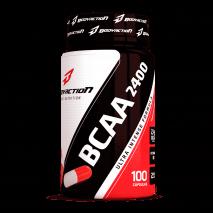 BCAA 2400 (100caps) BodyAction