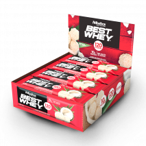 Best Whey Bar (12unid-33g) Atlhetica Nutrition