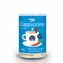 Cappuccino com Whey (200g) +Mu