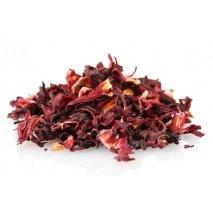 Chá Hibisco Flores Granel (200g) Biopoint
