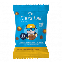 Chocoball Amendoim (30g) +Mu