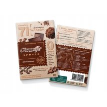 Chocolife Senses 71% Puro Cacau (25g) Chocolife