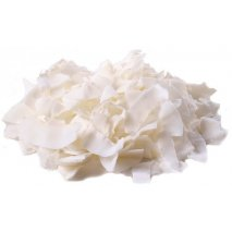 Coco Chips sem Açúcar Granel (200g) Biopoint