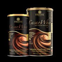 Cacao Whey (900g) + Cacao Whey (450g) Essential Nutrition
