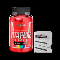 Vitapure (60tabs) IntegralMedica + Porta Capsula Grátis