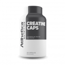 Creatina (120caps) Atlhetica Nutrition
