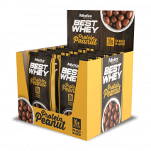 Best Whey Protein Peanut (12unid-50g) Atlhetica Nutrition