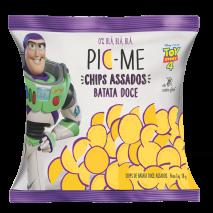 Chips Assado Disney (18g) Pic me-Batata Doce