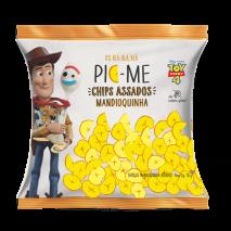 Chips Assado Disney (18g) Pic me-Mandioquinha