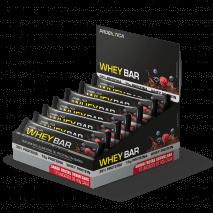 Whey Bar (12unid-40g) Probiótica