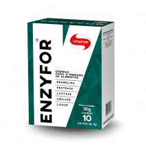 EnzyFor (10 Sachês de 3g) Vitafor - 40% OFF
