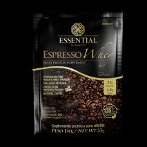 Espresso Coffe Whey (Sachê-33g) Essential Nutrition