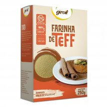 Farinha de Teff (250g) Giroil