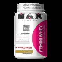 Femini Whey (600g) Max Titanium