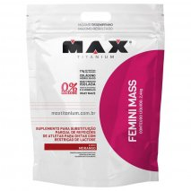 Femini Mass (2,4kg) Max Titanium