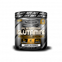 Platinum 100% Glutamina (100g) MuscleTech