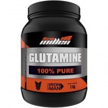 L-Glutamina 100% Pure (1000g) New Millen