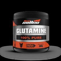 L-Glutamina 100% Pure (300g) New Millen