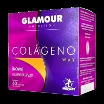 Colágeno Way (60caps) Glamour Nutrition