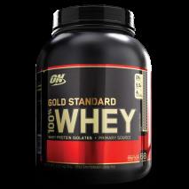 100% Whey Protein (5lb/2270g) Optimum Nutrition-Cookies & Cream