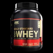 100% Whey Protein (5lb/2270g) Optimum Nutrition-Vanilla Ice Cream - Sorvete de Baunilha