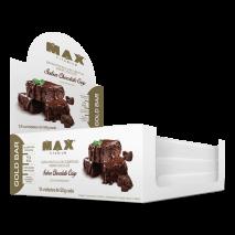 Gold Bar (12unid-50g) Max Titanium-Chocolate Crisp