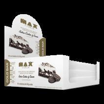 Gold Bar (12unid-50g) Max Titanium-Cookies & Cream