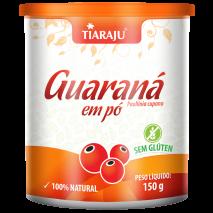 Guaraná em Pó (150g) Tiaraju