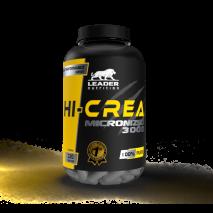 HI-Crea Micronized 3000 (120caps) Leader Nutrition