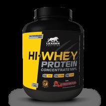 HI-Whey Protein Concentrado (1800g) Leader Nutrition