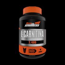 L-Carnitina 2400 (90caps) New Millen