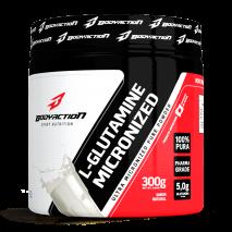 L-Glutamina (300g) BodyAction